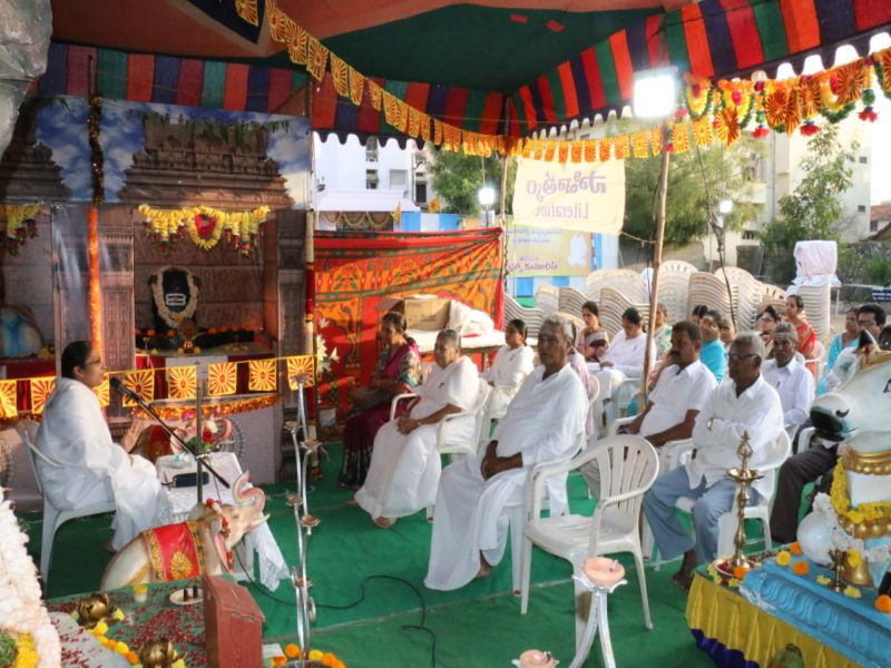 Morning Shivir Shivratri Program